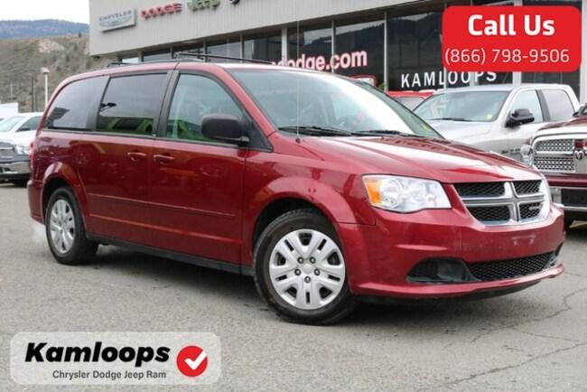 2014 Dodge Grand Caravan SXT /Bluetooth//Stow-N-Go/ Minivan/Van