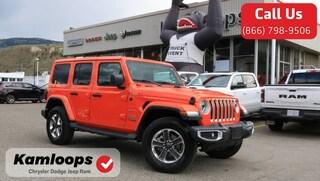 2019 Jeep Wrangler Unlimited Sahara 4x4 Heatedwheel/Seats Satradio SUV