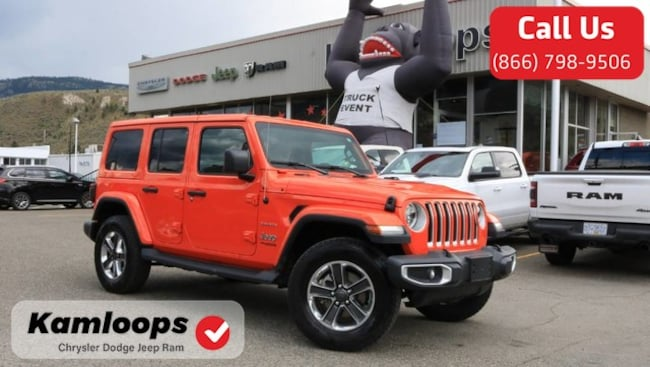 2019 Jeep Wrangler Unlimited Sahara 4x4 Heatedwheel/Seats Satradio SUV