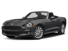 2019 FIAT 124 Spider Lusso - Leather-Faces Bucket Seats W/Stitch Convertible