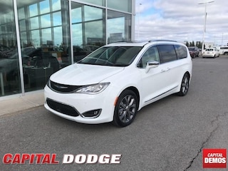2019 Chrysler Pacifica Limited Limited 2WD