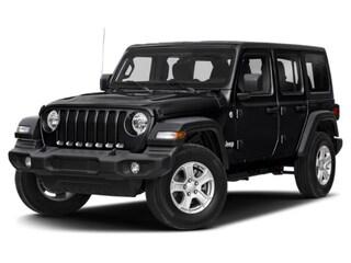 2019 Jeep Wrangler Unlimited Sahara - Cloth Bucket Seats SUV
