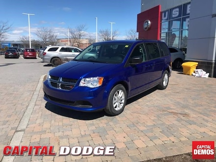 2018 Dodge Grand Caravan SXT 2WD