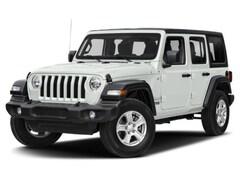 2019 Jeep Wrangler Unlimited Sahara - Leather-Faced W/ Sahara Logo SUV