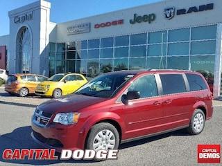2017 Dodge Grand Caravan SXT Wagon