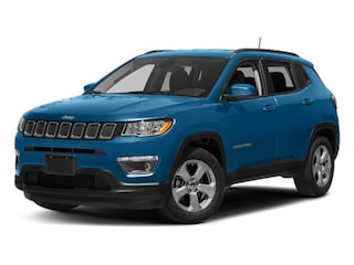 2018 Jeep Compass Altitude - Premium Cloth Bucket Seats SUV