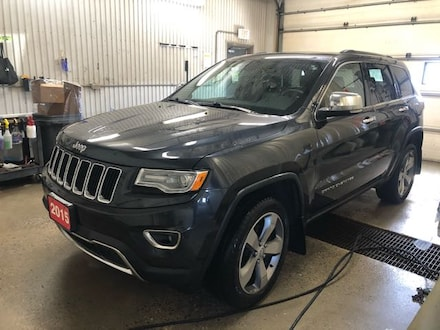 2015 Jeep Grand Cherokee 4x4 Limited Sport Utility