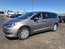 2018 Chrysler Pacifica Passenger Van L Passenger Van