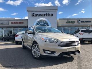 2018 Ford Focus TITANIUM-SUNROOF-PHONE TECH-REMOTE START-CARPLAY/A Hatchback