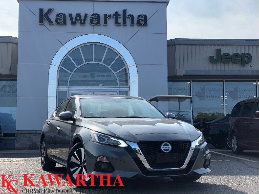 2020 Nissan Altima 2.5 SV AWD