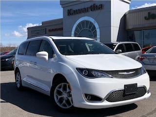 2018 Chrysler Pacifica TOURING L PLUS-PAN SUN-LEATHER-DVD-THEATER- Van Passenger Van