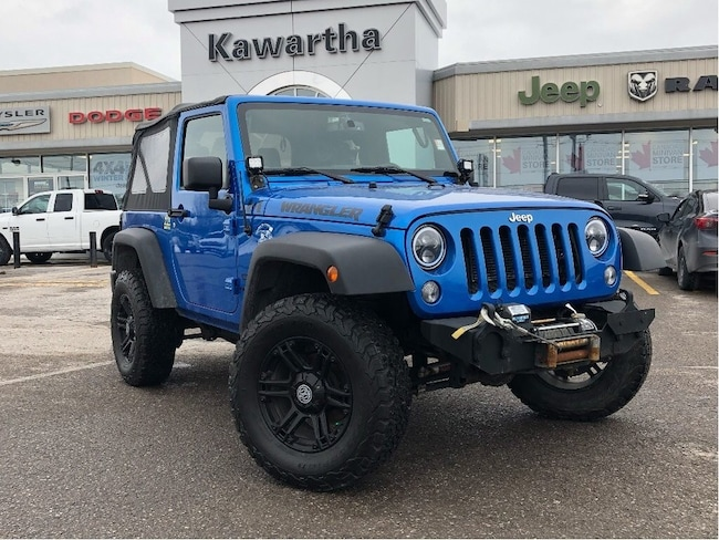 2016 Jeep Wrangler Sport*Softtop*Conv.Group*Conn.Group* SUV