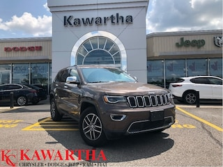 2018 Jeep Grand Cherokee LIMITED-PAN SUN-LEATHER-GPS-REMOTE START- SUV