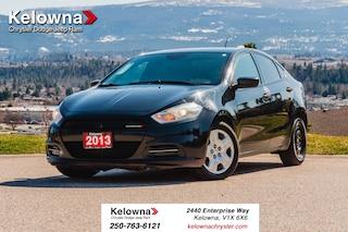 Used 2013 Dodge Dart LOADED SPORTY MANUAL - VERY CLEAN Sedan KP20039-W in Kelowna, BC