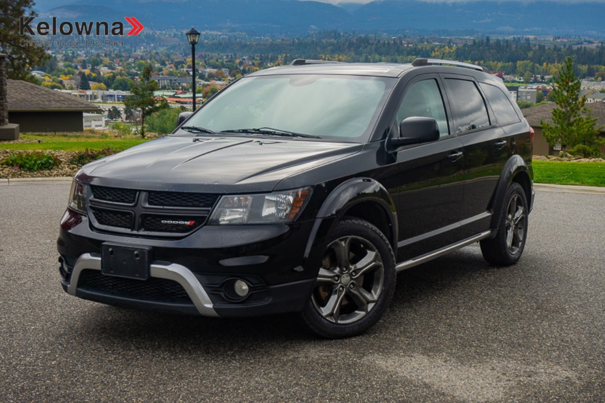 2015 Dodge Journey Crossroad, AWD, Leather, 7 Seats SUV