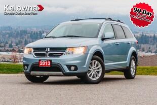 2013 Dodge Journey SXT, 8.4
