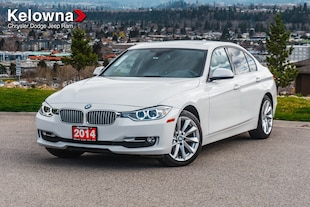 2014 BMW 320 i xDrive, Leather, Sunroof Sedan
