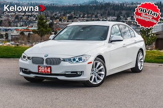 2014 BMW 320 i xDrive, Leather, Sunroof Sedan in Kelowna, BC