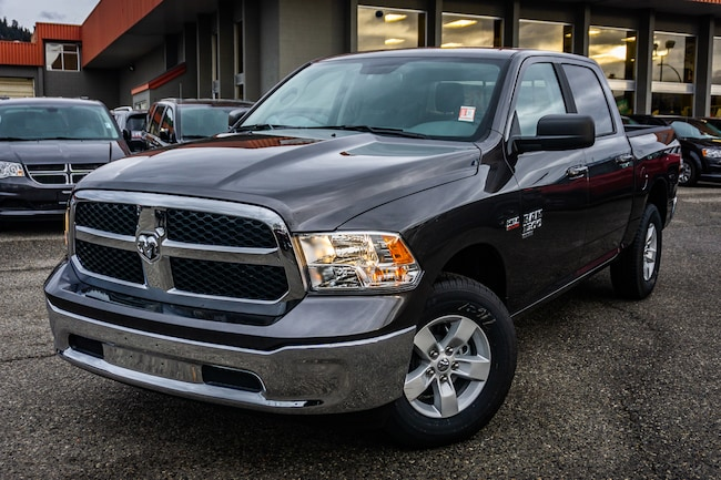 0e9e2d369f New 2019 Ram 1500 Classic SLT Truck Crew Cab For Sale lease Kelowna