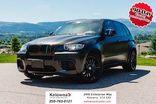 Used 2012 BMW X5 M SUV KP20055 in Kelowna, BC