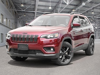 New 2020 Jeep Cherokee Altitude SUV in Kelowna, BC