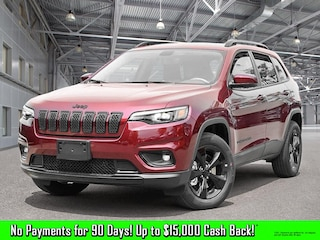 New 2020 Jeep Cherokee Altitude SUV K20184 in Kelowna, BC