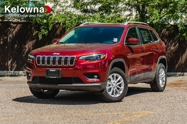 New 2019 Jeep New Cherokee North 4x4 - $233.84 B/W SUV For Sale lease Kelowna, BC