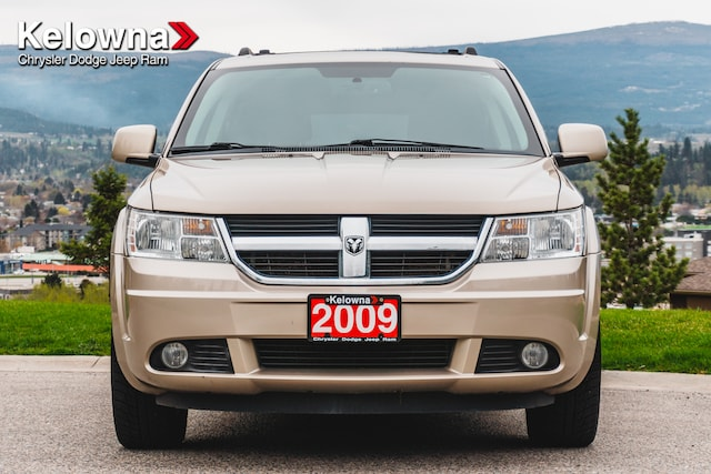 Used 2009 Dodge Journey SXT, AWD, DVD, Back-Up Camera For Sale | Kelowna BC