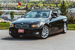 Used 2007 BMW 328 i Cabriolet KP19071 in Kelowna, BC