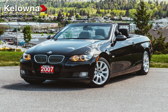2007 BMW 328 i Cabriolet