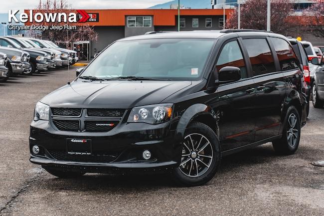 New 2019 Dodge Grand Caravan GT Van For Sale lease Kelowna, BC