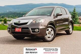 2010 Acura RDX SUV in Kelowna, BC