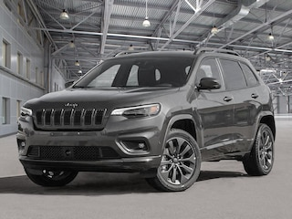 New 2020 Jeep Cherokee High Altitude SUV in Kelowna, BC