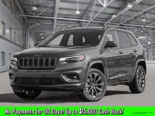 New 2020 Jeep Cherokee High Altitude SUV K20128 in Kelowna, BC