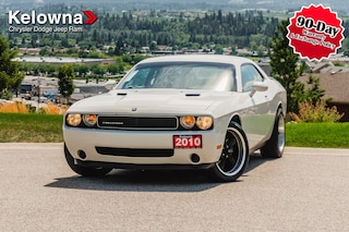 Used 2010 Dodge Challenger SXT, Upgraded Wheels & Tires Coupe K19164B in Kelowna, BC