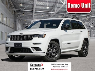 2020 Jeep Grand Cherokee LIMITED - FULLY LOADED - DEMO - SAVE $$ OVER NEW!! SUV in Kelowna, BC