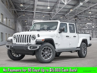 New 2020 Jeep Gladiator Overland Truck Crew Cab K20075 in Kelowna, BC