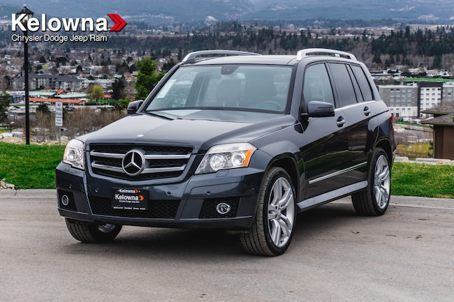 2010 Mercedes-Benz GLK-Class Leather, Pano-Sunroof, AWD SUV