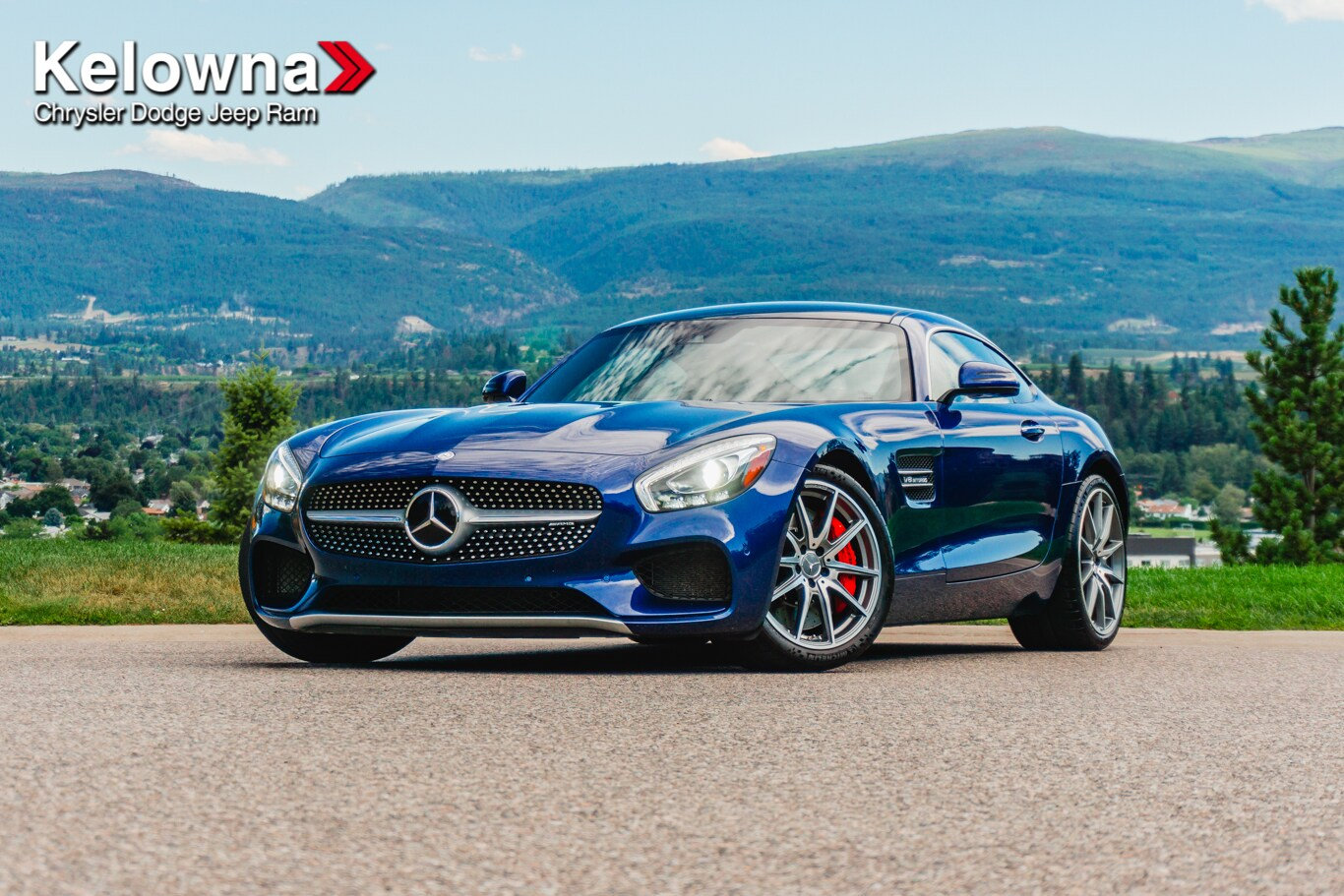 Featured Used 2016 Mercedes-Benz AMG GT S NEW ARRIVAL SUPER CAR!! Roadster for sale in Kelowna, BC near Summerland