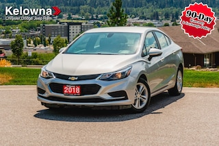 Used 2018 Chevrolet Cruze LT Auto Berline KP19130 in Kelowna, BC