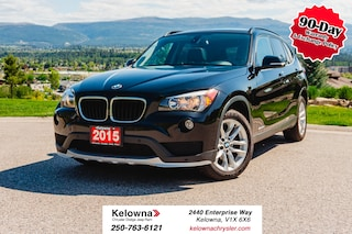 Used 2015 BMW X1 xDrive28i - PANO SUNROOF! AWD! VUS KP19199 in Kelowna, BC
