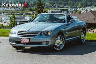 2006 Chrysler Crossfire Limited Convertible