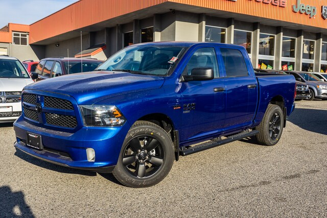 New 2019 Ram 1500 Classic ST - Running Boards - Trailer Hitch - $264 88 B/W  For Sale/Lease | Kelowna BC