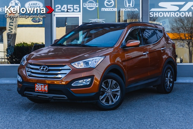 2014 Hyundai Santa Fe Sport 2.4 Premium, Leather, Sunroof, AWD SUV