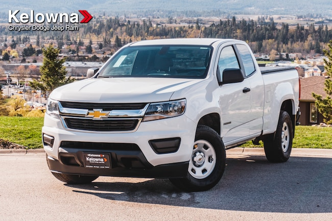 2016 Chevrolet Colorado LT, A/C Truck Extended Cab