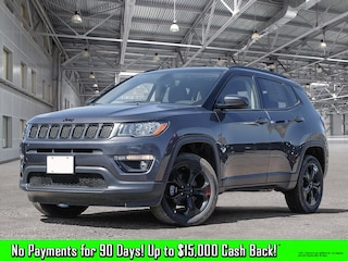 New 2019 Jeep Compass Altitude SUV K19488 in Kelowna, BC