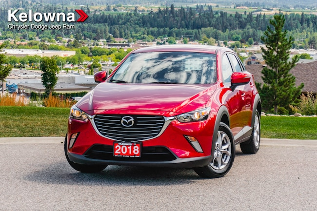 Used 2018 Mazda Cx 3 50th Anniversary Edition For Sale Kelowna Bc