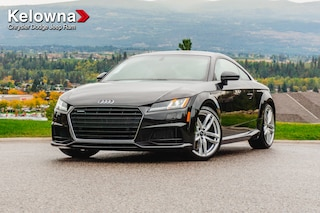 Used 2016 Audi TT 2.0T Coupe K18436A in Kelowna, BC