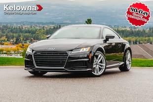 2016 Audi TT 2.0T, Leather, AWD, Nav Coupe