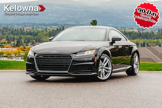 Used 2016 Audi TT 2.0T, Leather, AWD, Nav Coupe K18436A in Kelowna, BC